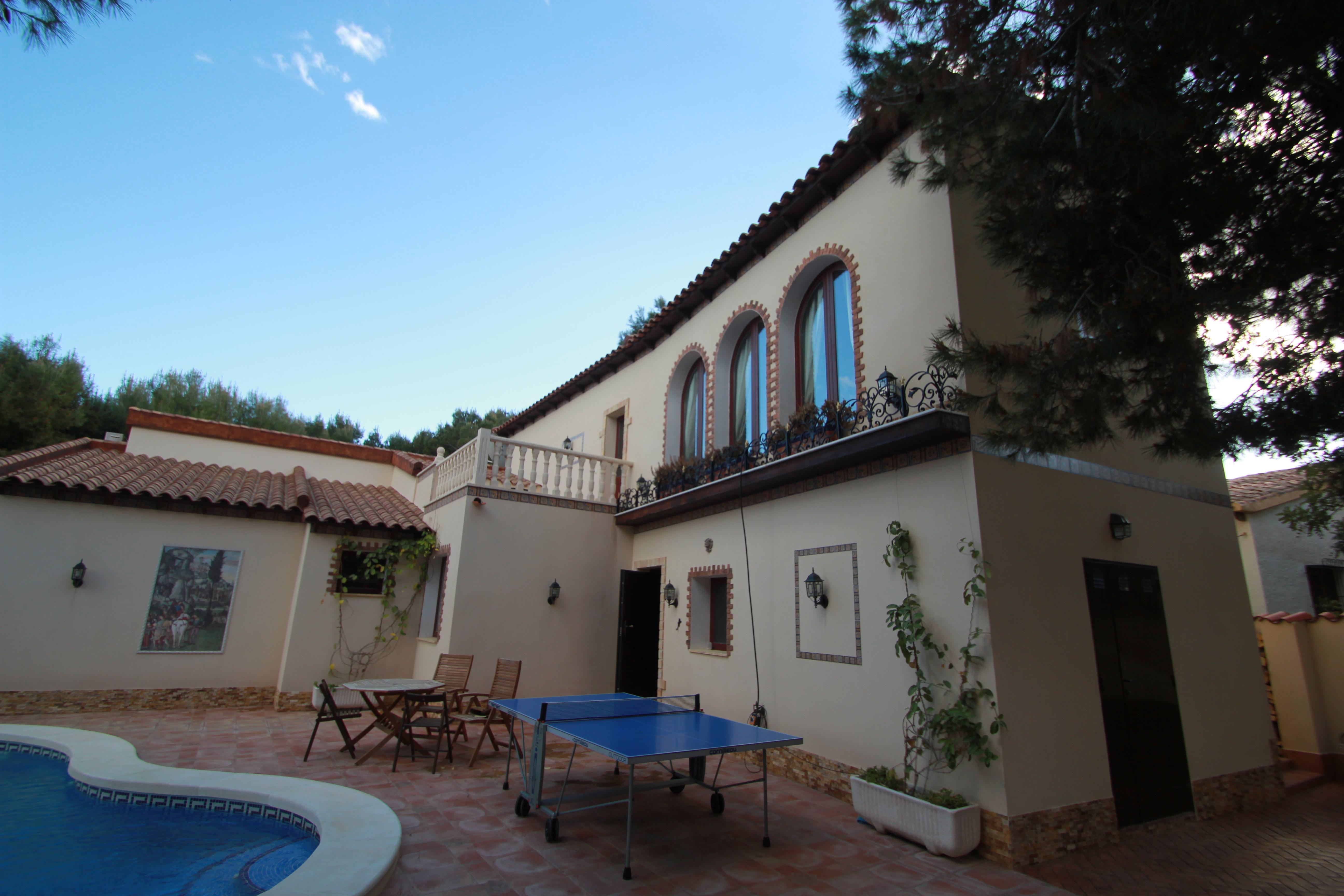 Villa de lujo en punta prima orihuela alicante espa a for Villas de lujo en madrid