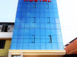 VENDO HOTEL AMOBLADO EN VILLA EL SALVADOR