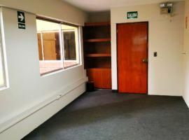 Alquilo Oficina en Miraflores  - Av. Benavides